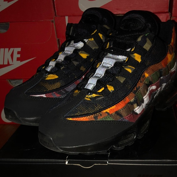"""new styles 035ca d21be Nike Airmax 95 """"ERDL Party"""" 🕺"""